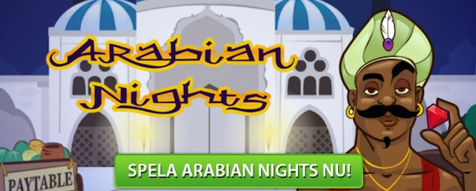 Arabian Nights Bonus