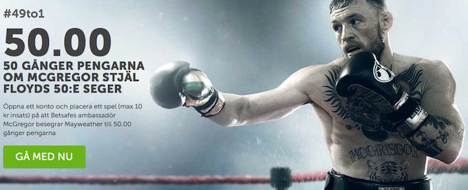 Betsafe McGregor header