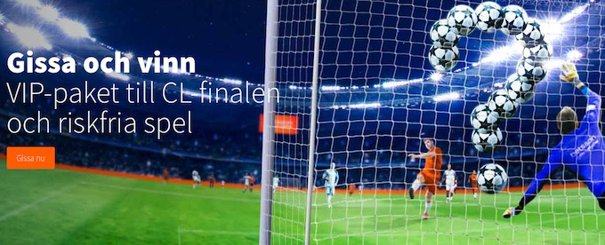Betsson CL header