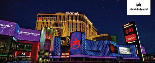Planet Hollywood Hotel Casino, Las Vegas