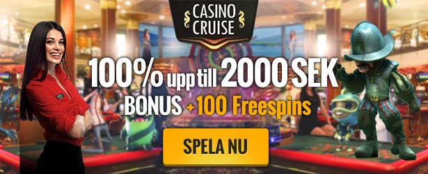 Nya CasinoCruise