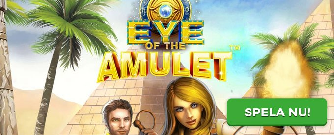 Eye of the Amulet header
