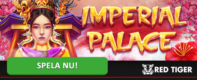 Imperial Palace slot header