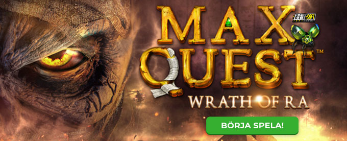 Max Quest: Wrath of Ra Bonus
