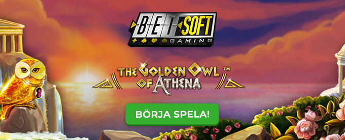 The Golden Owl Of Athena Slot Bonus