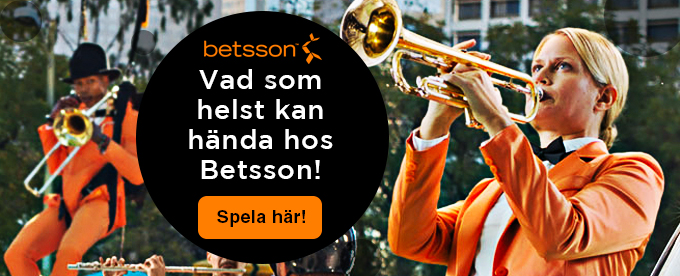 Betsson TV reklam