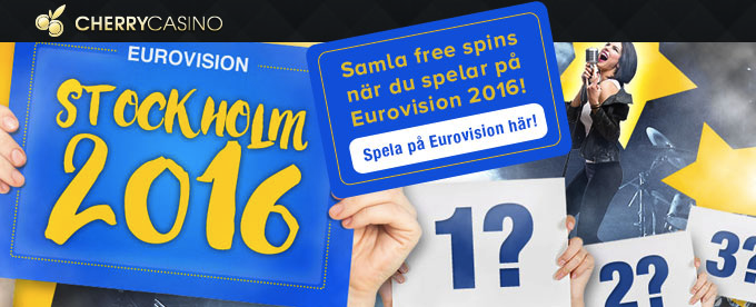 Eurovision free spins