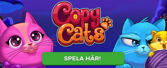 Copy Cats Slot Bonus