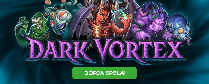 Dark Vortex Slot Bonus