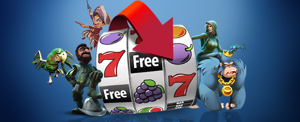Casinospel med free spins