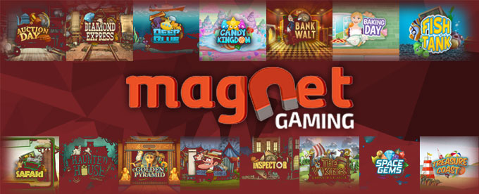 Spana in Magnet Gaming hos Chanz