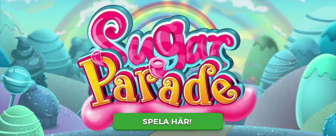 Sugar Parade Slot Bonus
