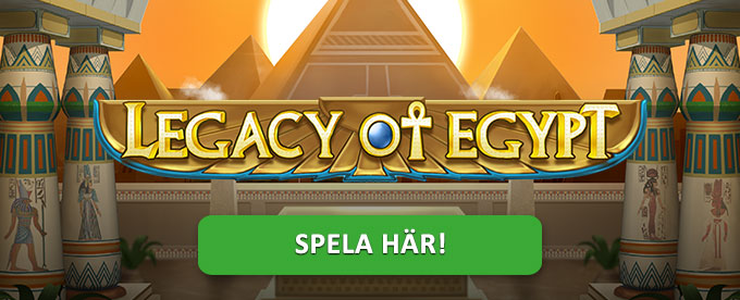 Legacy of Egypt Bonus