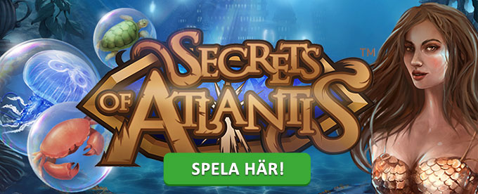 Secrets of Atlantis Bonus