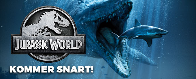 Jurassic World slot - tjuvtitta