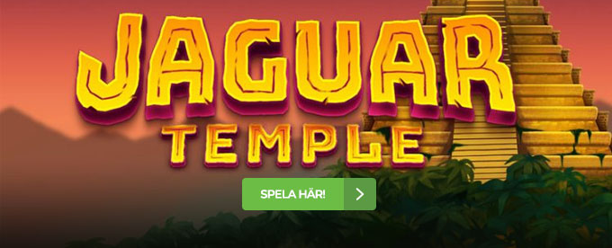 Jaguar Temple Slot Bonus