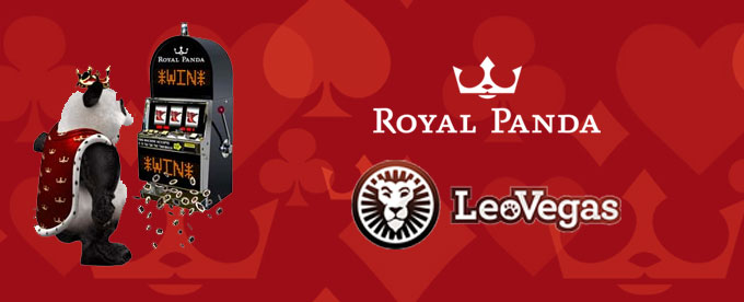 LeoVegas Royal Panda