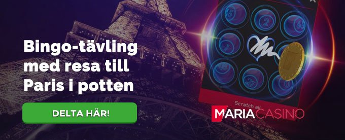 Maria Casino Paris header