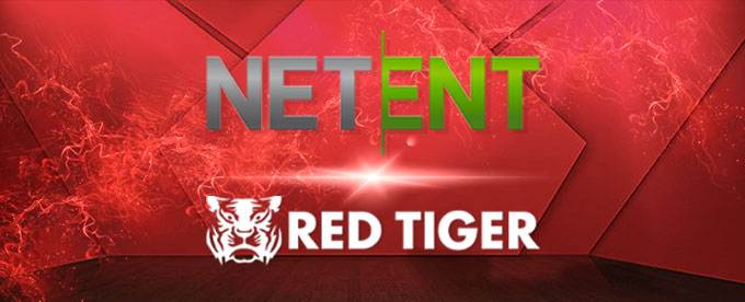 NetEnt Red Tiger header