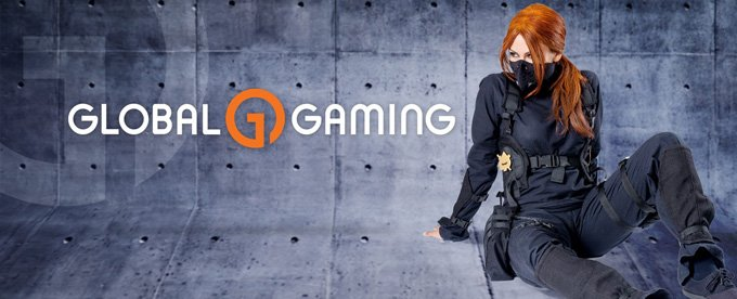 Global Gaming header