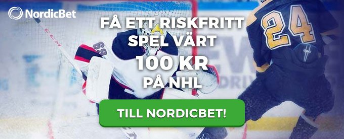 NordicBet kampanj header