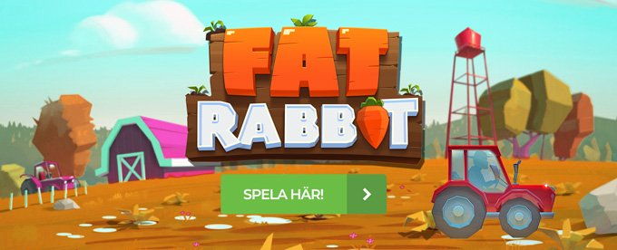 Fat Rabbit slot från Push Gaming
