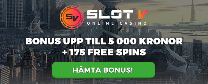 SlotV Free Spins