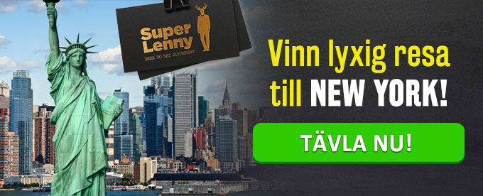 The Big Appel Raffle med SuperLenny